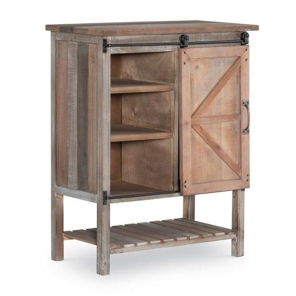 Griffin Sliding Door Cabinet