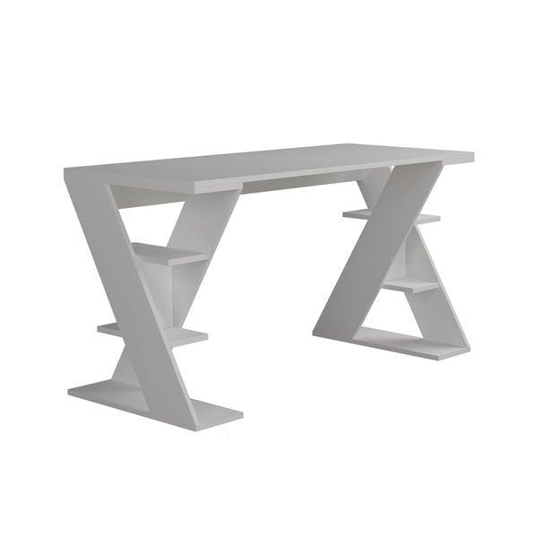 Carson Carrington Munksater Wood Modern Desk