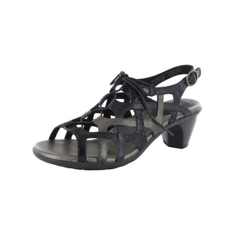Aravon Womens Miranda-AR Gladiator Sandals