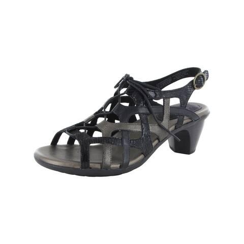 Aravon Womens Miranda-AR Gladiator Sandals by  Savings