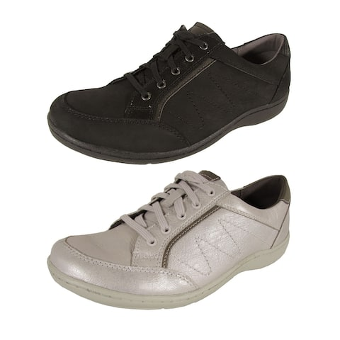 Aravon Womens 'Bromly Oxford' Lace Up Sneakers