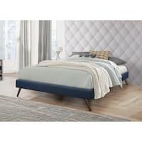 Avery Upholstered Platform Bed