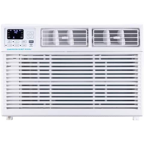 Emerson Quiet Kool 6,000 BTU 115V SMART Window Air Conditioner with Remote, Wi-Fi, and Voice Control