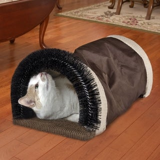 Link to Ware Cat Grooming Tunnel with Sisal Mat Similar Items in Cat Toys & Tunnels