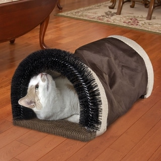 Ware Cat Grooming Tunnel with Sisal Mat