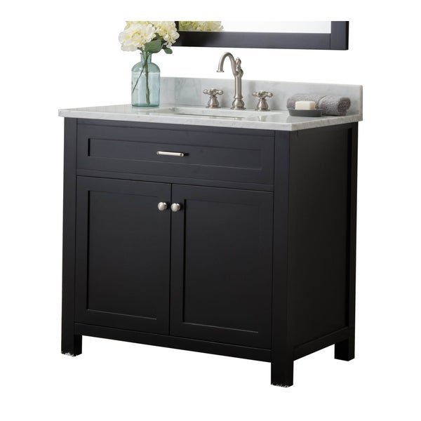 Springfield 36 in. Bathroom Vanity with Mirror