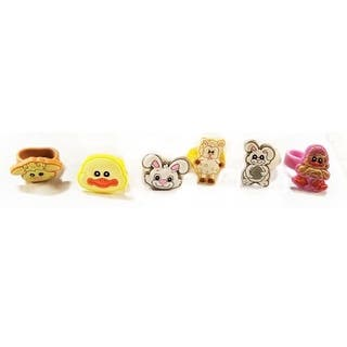 Dimple Easter Toys, Cute Easter Rings