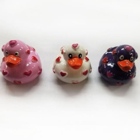 Easter Fun Duck Lip Gloss, Single (Assorted/Color May Vary)