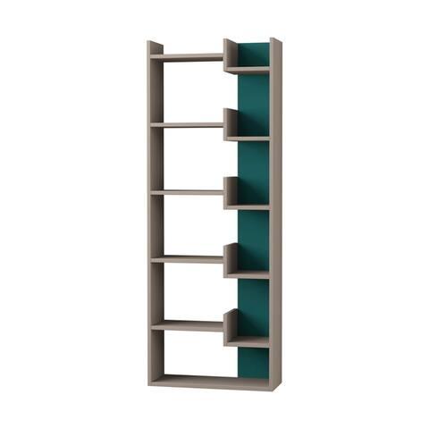 Carson Carrington Mosstugan Modern Bookcase