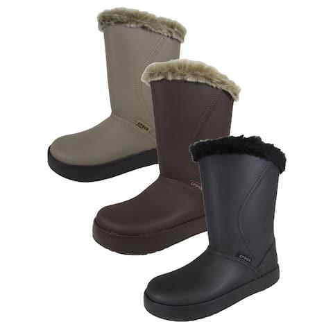 Crocs Womens 'ColorLite Mid Boots'