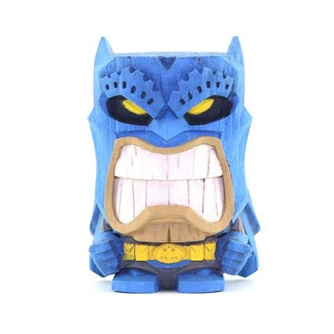 DC Comics Teekeez Batman Stackable Vinyl Figure
