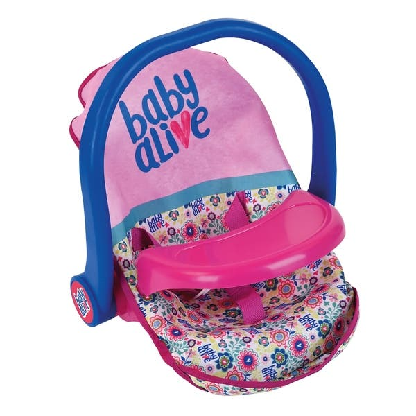 Shop Baby Alive Play Baby Doll Travel System With Stroller And Car
