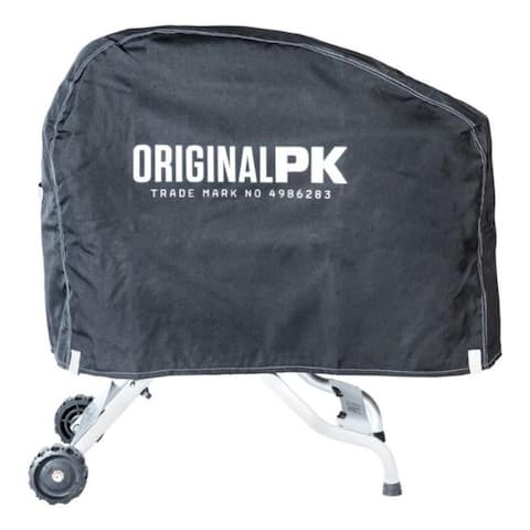 Portable Kitchen PK Grills Black Grill Cover 37 in. W x 17 in. D x 31 in. H For PK Original Grill and Smoker
