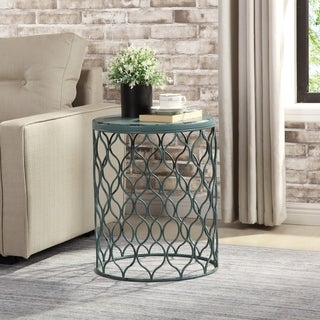 FirsTime & Co.® Rory Antique Teal Table
