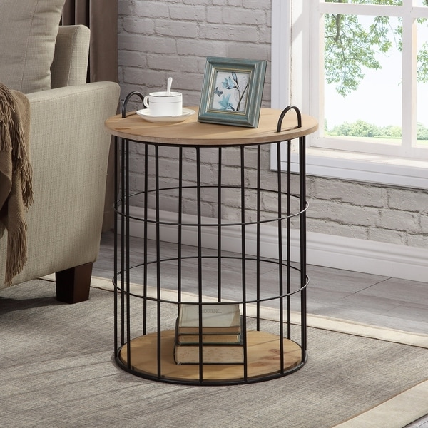 firstime-&-co-arborfield-basket-storage-table by generic