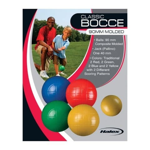Halex Regent Sports Bocce Ball Set 8+ year - Multicolored - 15 X 8 X 5 inches