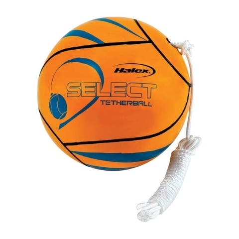 Halex Select 2 Tetherball - Orange - 8.00 x 8.50 x 8.50 Inches