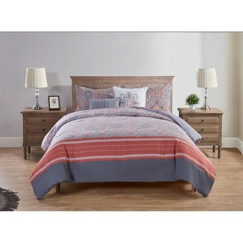 VCNY Home Thalia Medallion Comforter Set