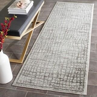 Safavieh Adirondack Abstract Grid Distressed Rug