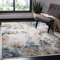 Safavieh Shivan Modern & Contemporary Abstract Ivory/Grey Rug
