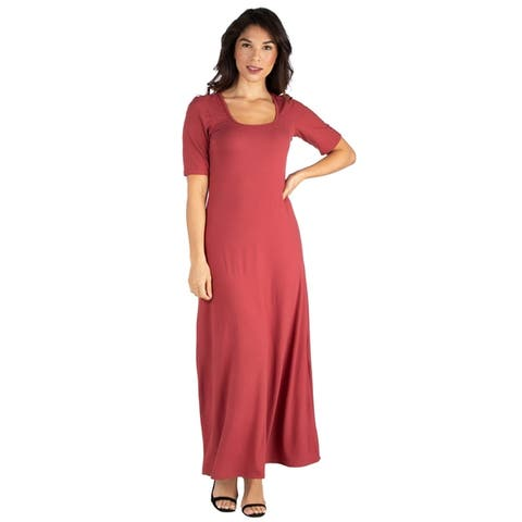 03a4d63991972 Brown Dresses   Find Great Women's Clothing Deals Shopping at Overstock