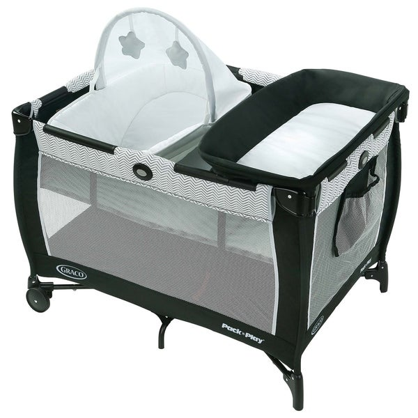 Shop Graco Pack N Play Care Suite Playard Zagg Free Shipping Today Overstock 27983152