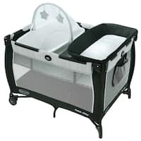Shop Graco Pack N Play Playard With Bassinet In Little
