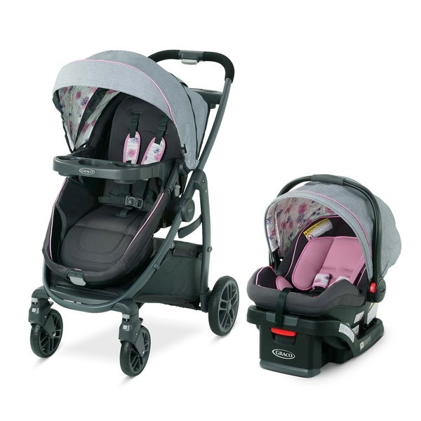 Shop Graco Modes Bassinet Travel System Carlee Free