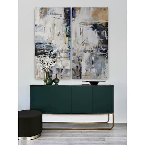 Renwil Yaffa Unframed Canvas Art