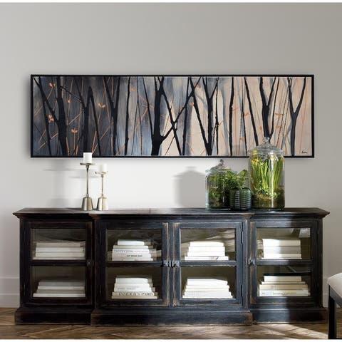 The Gray Barn Bloomfield Black Framed Canvas Art