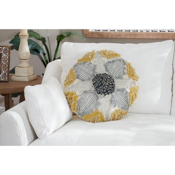Shop Decorative Throw Pillow W Eclectic Patchwork