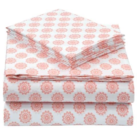 Copper Grove Lille Cotton Blend Sheet Set