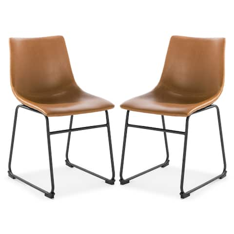 EdgeMod Brinley Dining Chair (Set of 2)