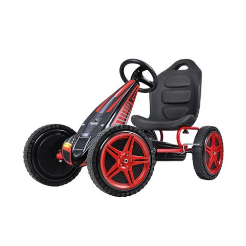 Hauck Hurricane Pedal Go Kart Ride-On