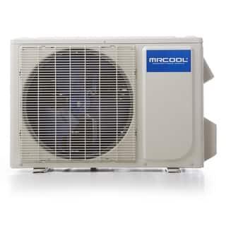 Advantage 3rd Gen 12,000 BTU 1 Ton Ductless Mini Split Air Conditioner and Heat Pump - 230V/60Hz - White
