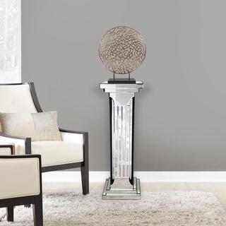 Strick & Bolton Bourdelle Mirrored Pedestal