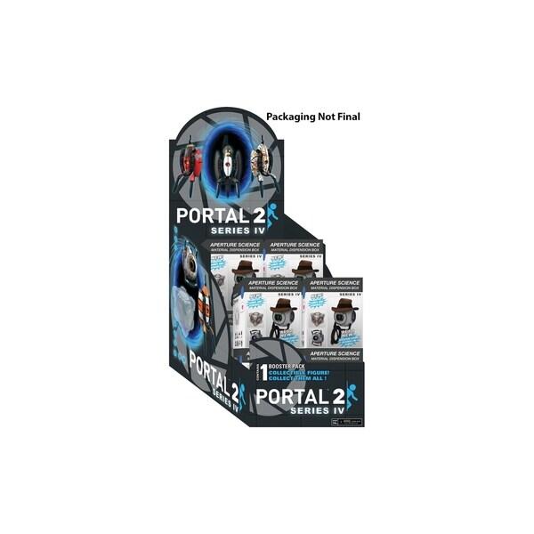 WizKids Portal 2 Series IV Miniature Figures 12 BLIND Pack