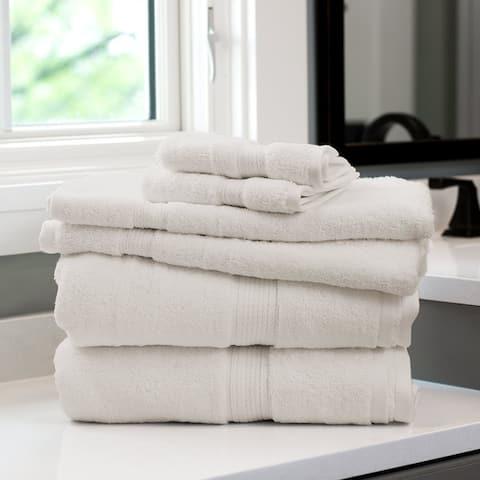 Kotter Home 6-Piece Bath Towel Set