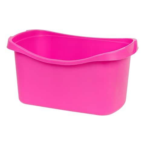 IRIS Jumbo Rolling Bin, Pink