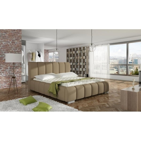 Lang Platform Bed European King Size With Mattress 72 X 80 Inch On Free Shipping Today 27989298