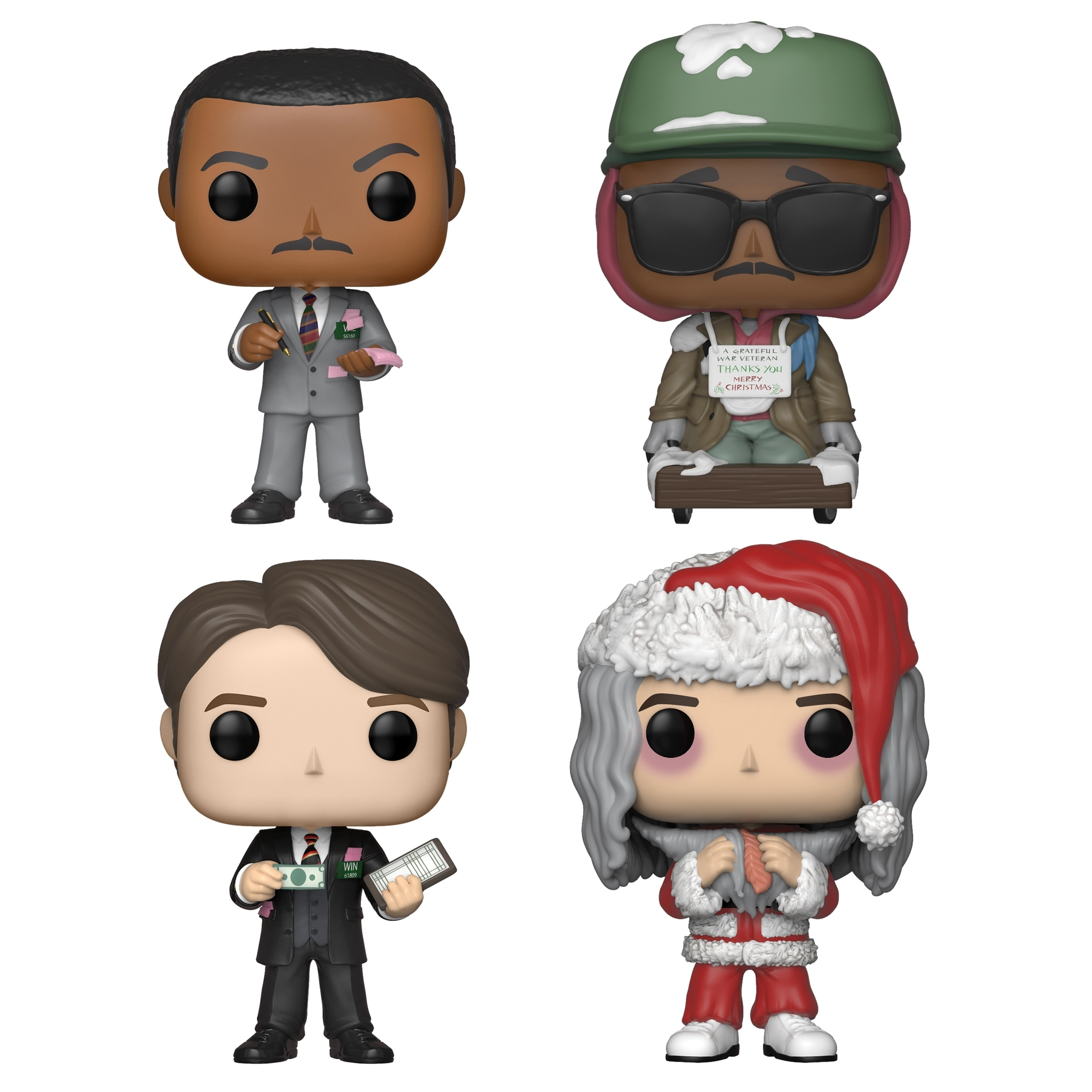 Funko-Pop Movies TRADING PLACES-Agent Spécial Orange Brand New in Box