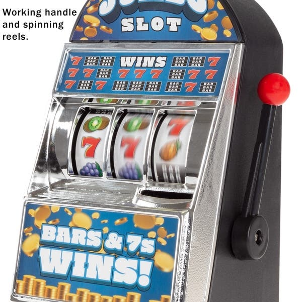 Casino style slot machines for sale near me