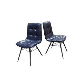 Link to Best Master Furniture Two Tone Mid Century Side Chairs (Set of 4) Similar Items in Dining Room & Bar Furniture