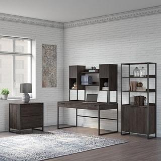 Atria 60W Writing Desk with Storage from Office by kathy ireland®