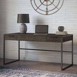 Atria 60W Writing Desk with Drawers from Office by kathy ireland®