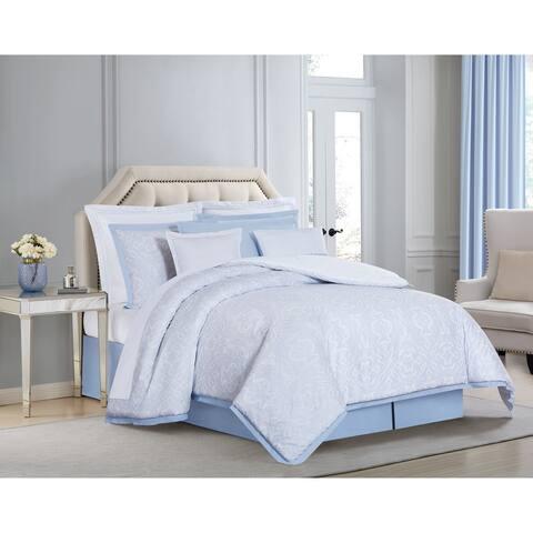 Porch & Den Waldheim Cotton 4-piece Comforter Set