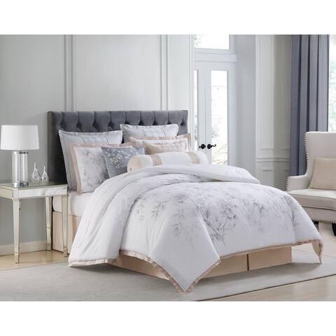 Silver Orchid Nazimova 4-piece Comforter Set