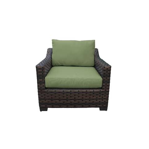 kathy ireland River Brook Club Chair
