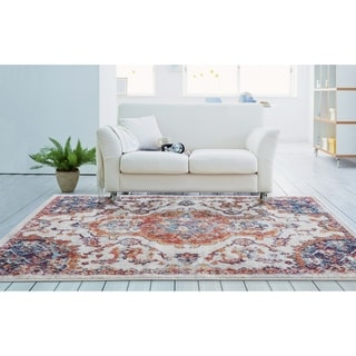 Copper Grove Yahotyn Area Rug