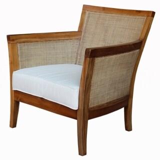 Carter Rattan Arm Chair